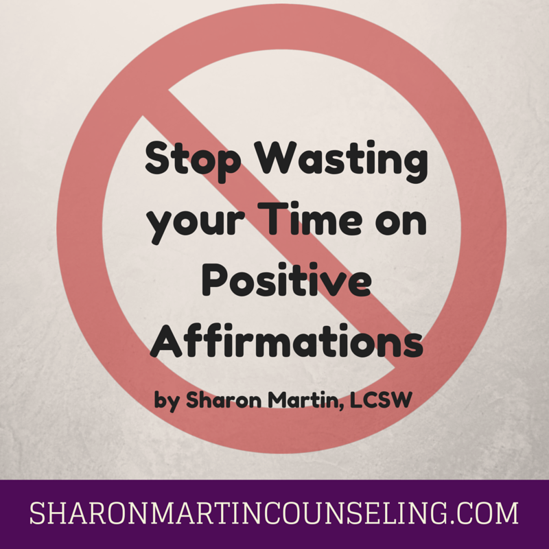 how to make affirmations work
