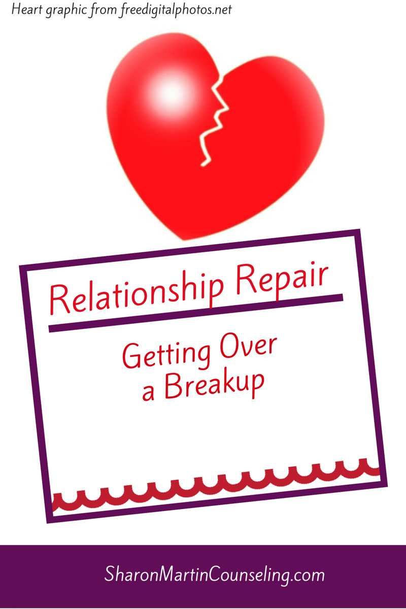 how to recover from breakup relationship