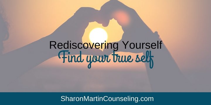 Rediscovering Yourself. Self-discovery.