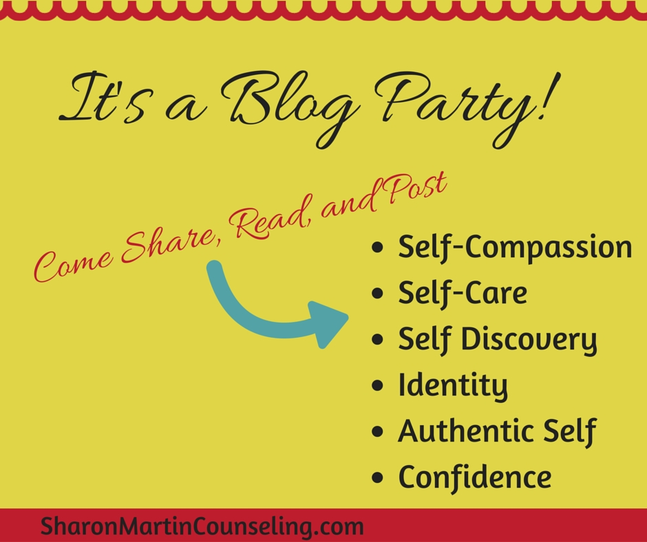 Self Care and Self Compassion Blog Party #self care #selfcompassion