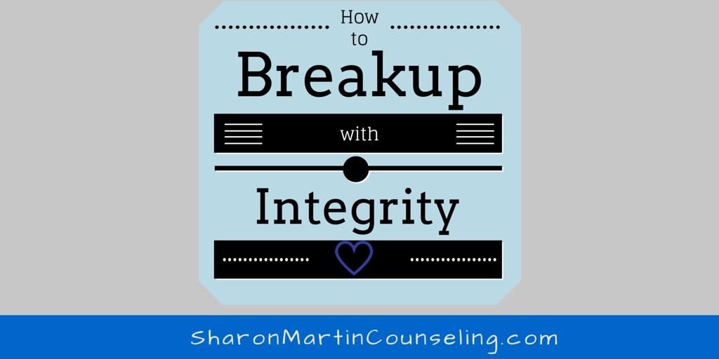 Mature break up