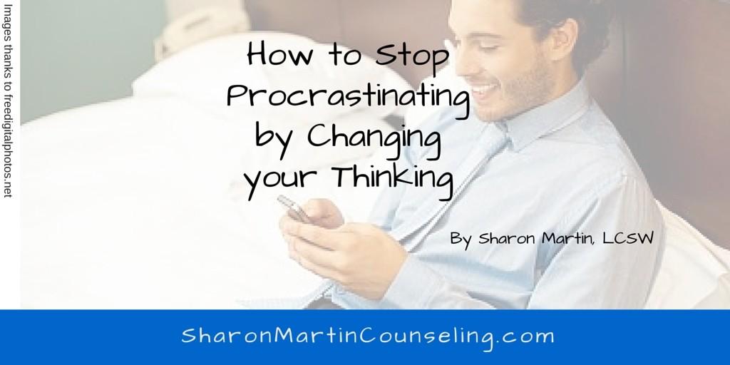 How to Stop Procrastinating #procrastination #productivity #negativethoughts #timemanagement
