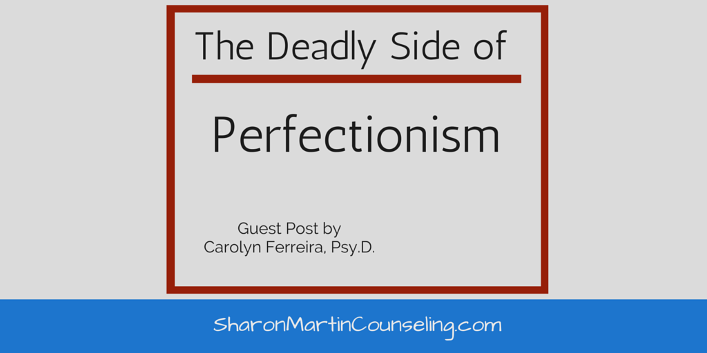 Deadly Side of Perfectionism #suicide #perfectionism