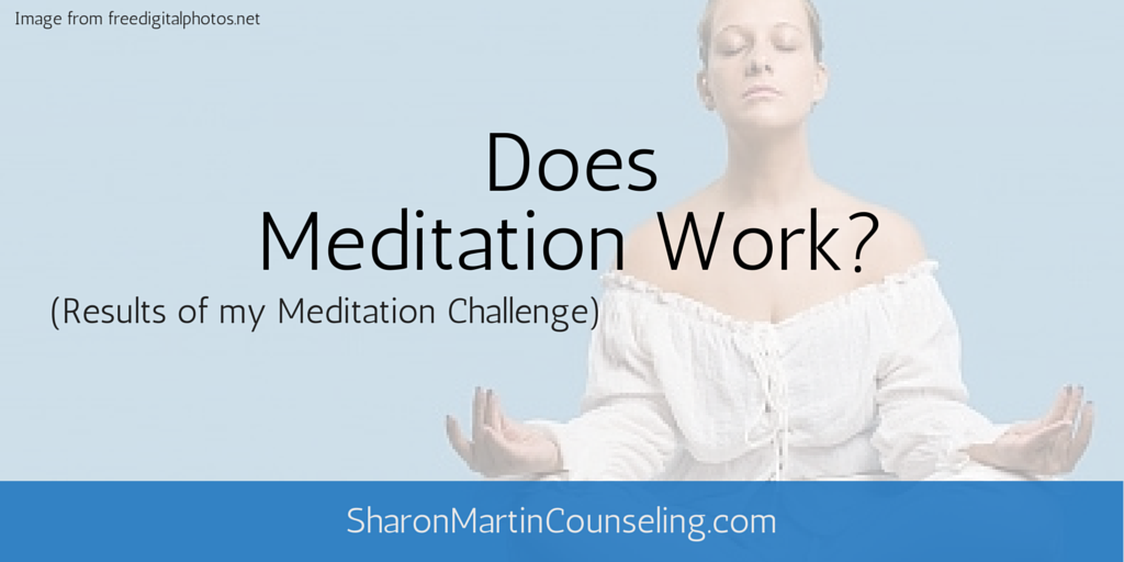 Does Meditation Work? #meditation #mindfulness #calm #focus #choosemuse