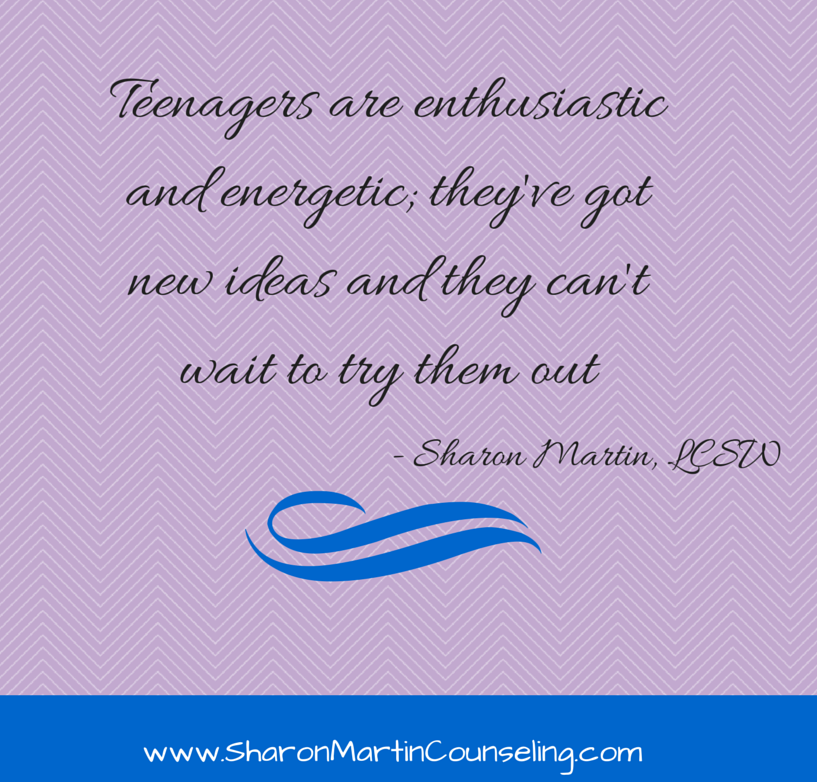 Sharon Martin Teen Counseling San Jose