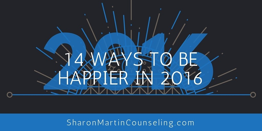 14 Ways to be Happier