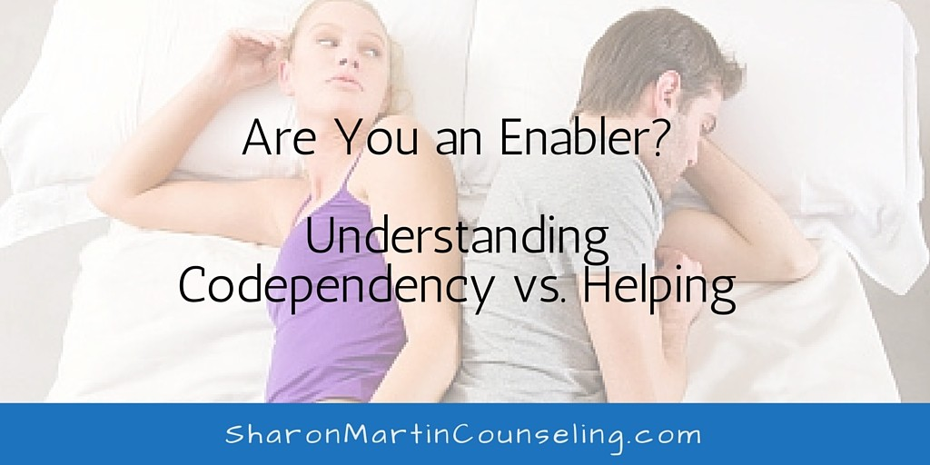 Are You an Enabler? Understanding Codependency vs. Helping