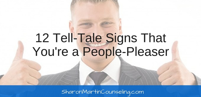 12 Tell-Tale Signs That You're a People-Pleaser