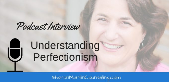 Understanding Perfectionism on the Therapy Chat Podcast