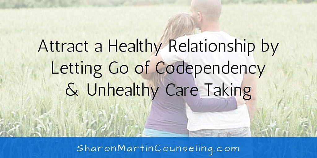 what happens when a codependent relationship ends