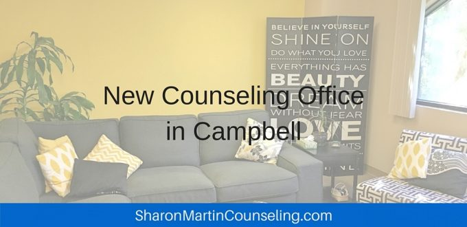 Counseling in Campbell with Sharon Martin