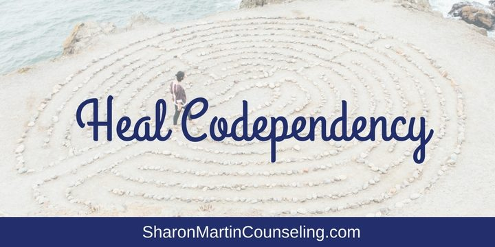 Heal Codependency with the self-help book Navigating the Codependency Maze, a guide to understanding and recovering from codependency.
