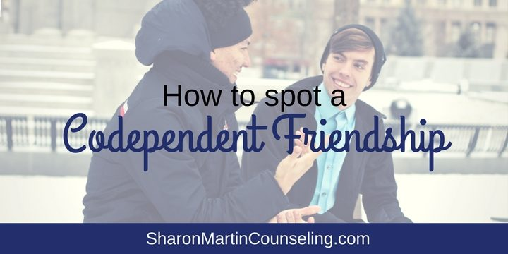 Is it a codependent friendship? Learn the signs of codependency in friendships and how to repair your friendship and relationship.