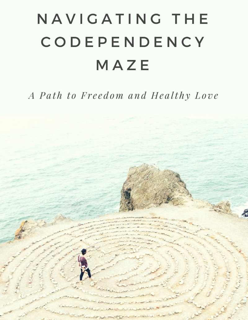 Codependency self-help book
