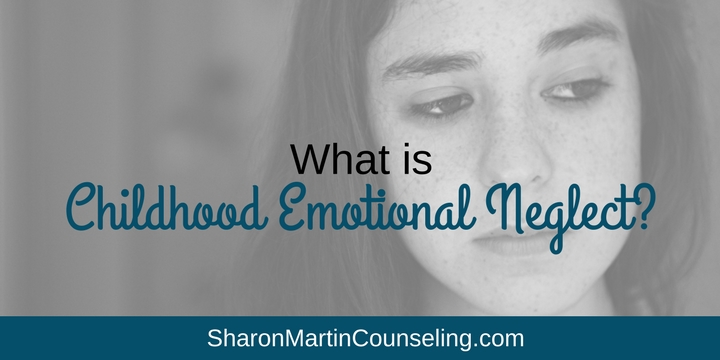 What is childhood emotional neglect?