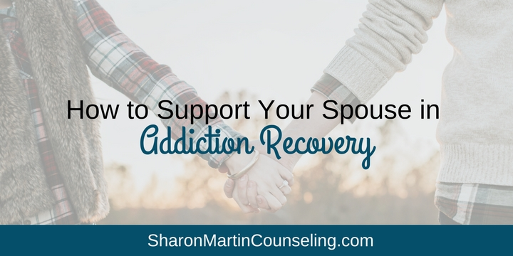 How to Support Your Spouse in Addiction Recovery