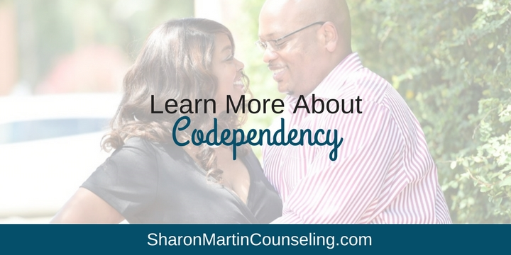 Woman and man in an unhealthy relationship. Learn More About Codependency.