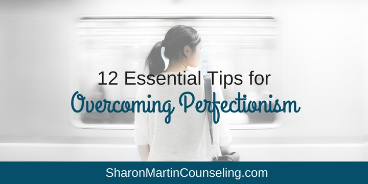 12 Essential Tips for Overcoming Perfectionism #perfectionism #selfacceptance #selfesteem