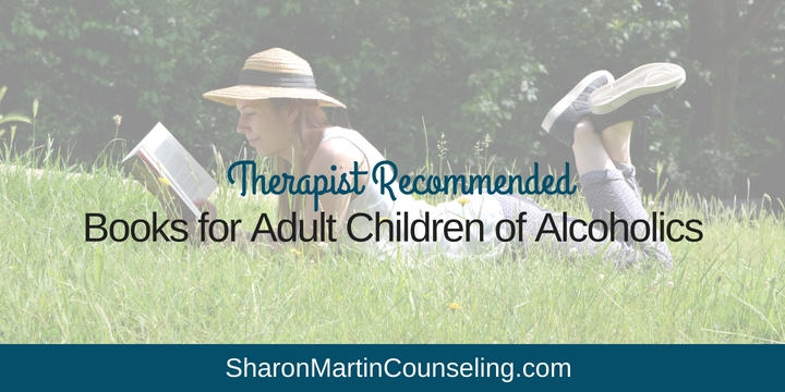 Books for Adult Children of Alcoholics #ACA #recovery #codependency #counseling #trauma #dysfunctional #family #selfhelp #book #review