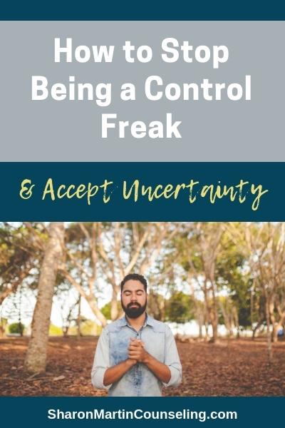 Symptoms of a control freak husband