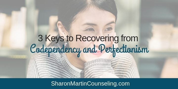 Codependency and Perfectionism