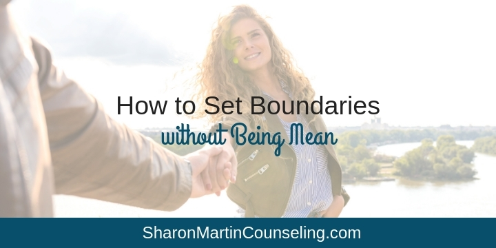 How to Set Boundaries Without Being Mean