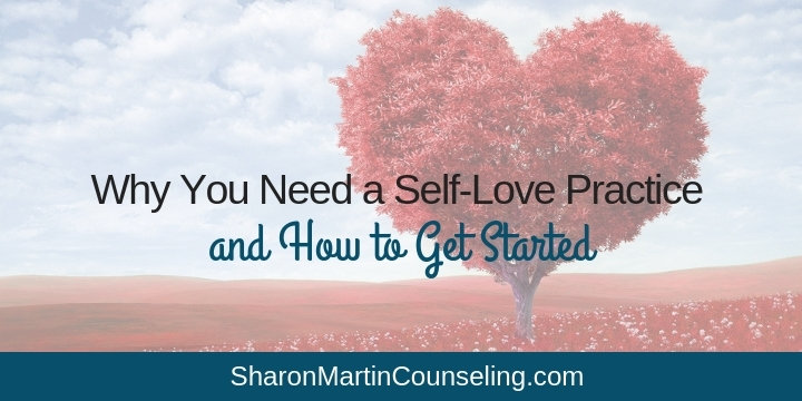 How to create a self-love practice