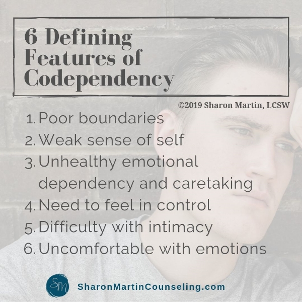 6 Defining Characteristics of Codependency