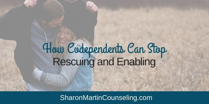 How Codependents Can Stop Rescuing and Enabling