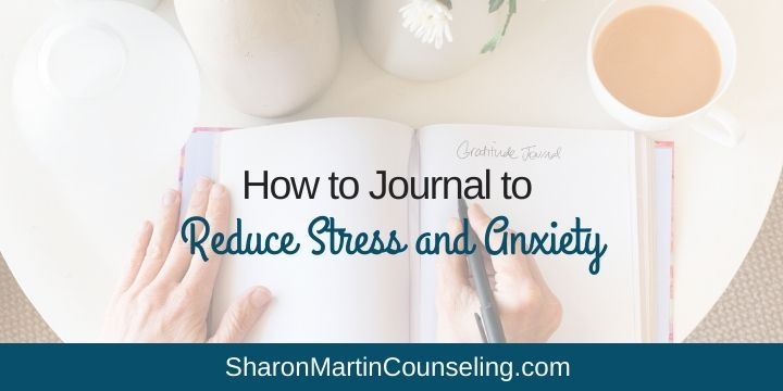 How to Journal to Reduce Stress and Anxiety