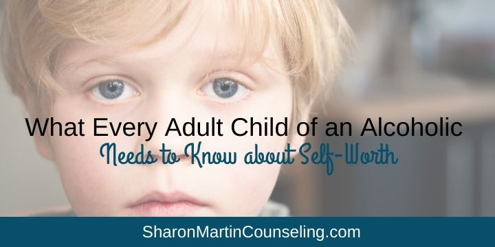 childhood trauma, adult children of alcoholics, and self-worth